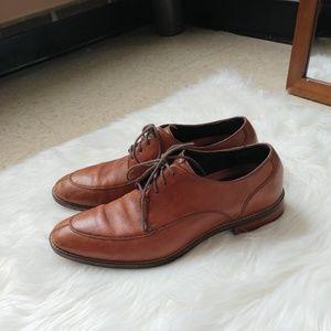 Men's Cole Haan Lenox Split Toe Oxford Dress Shoes